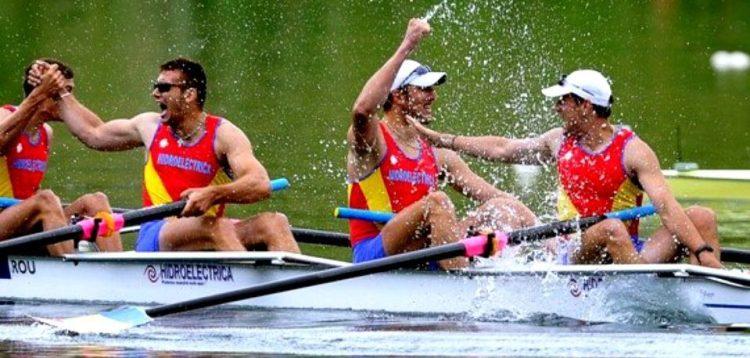 USC Rowing Headcoach - Florin Curuea