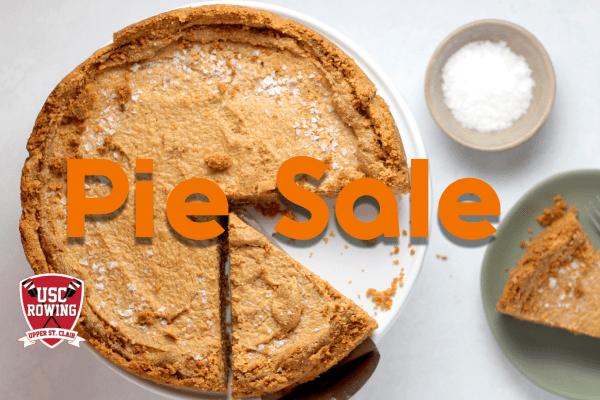 Pie Sale Fall 2020