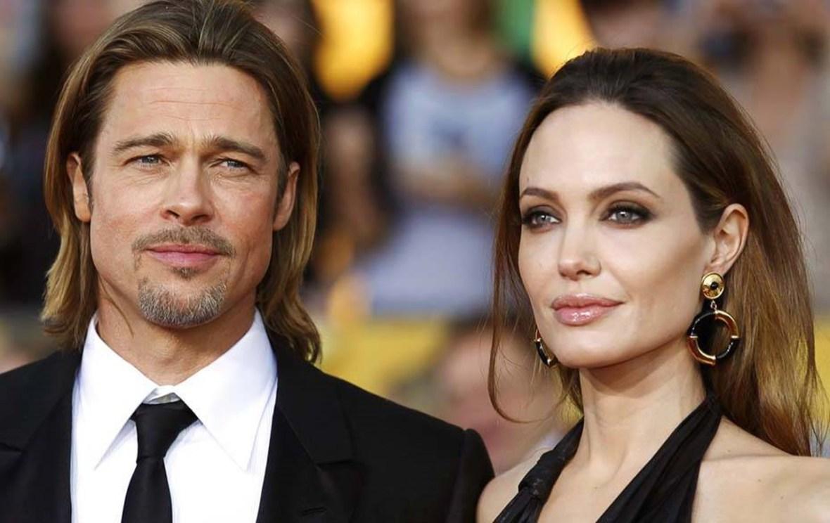 Brad Pitt Angelina Jolie Jennifer Aniston
