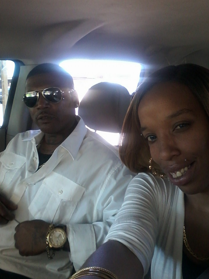 Melvin Harris III Arrested Diana Jackson
