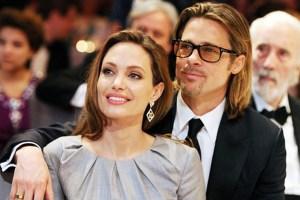 Angelina Jolie Brad Pitt Divorce Custody Battle