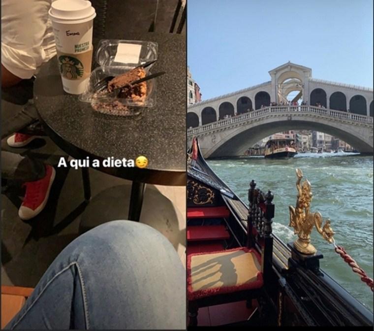 Joaquin 'El Chapo' Guzman Wife Emma Coronel Aispuro Italian Vacation