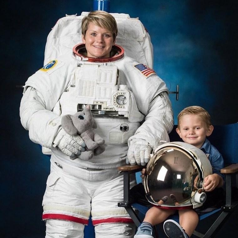 Brad Pitt International Space Station