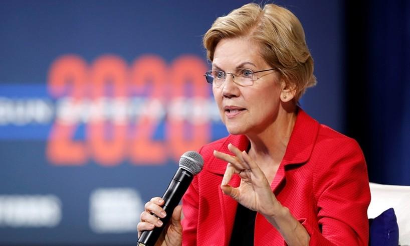 Elizabeth Warren Richard McDaniel Marco Rubio