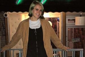 Tessa Majors Zyairr Davis Barnard College Student