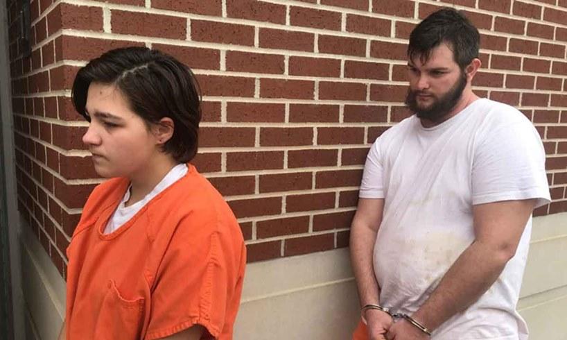 Cheyenne Blalock Andrew Hall Kirstan Patterson Murder Suspect Oklahoma