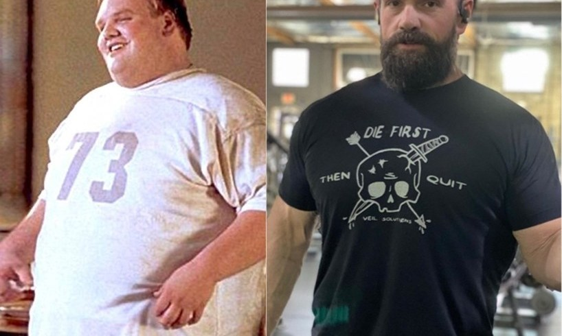 Ethan Suplee Remember The Titans Actor Weight Loss Wife Brandy Lewis