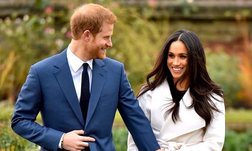 Prince Harry Meghan Markle Megxit Queen Elizabeth