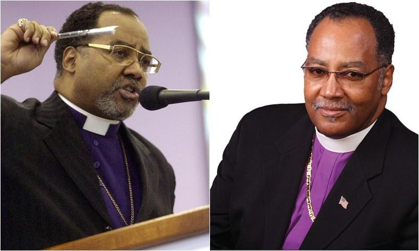 Gerald Glenn Richmond Virginia Pastor Coronavirus