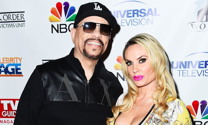 Ice-T Coco Austin Ad Divorce Rumors