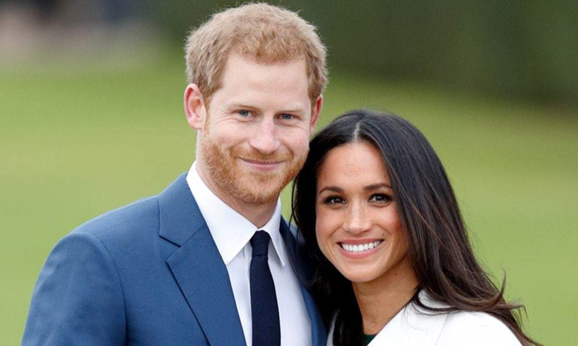 Prince Harry Meghan Markle California