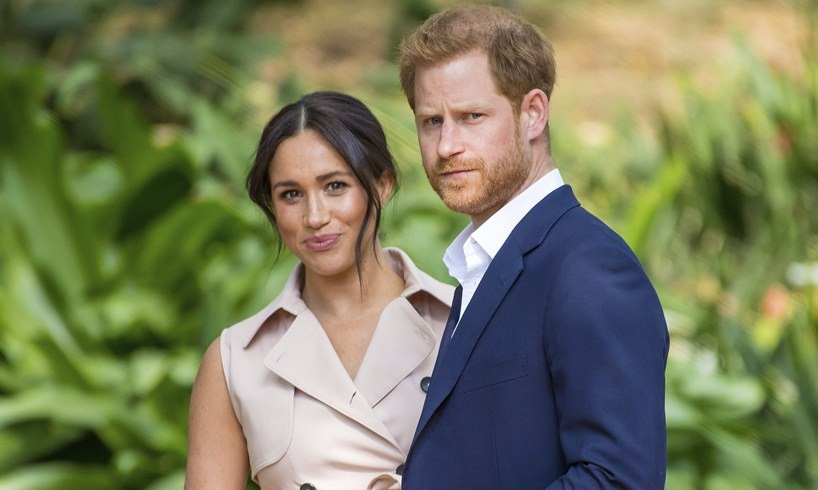 Meghan Markle Prince Harry Lady Colin Campbell 'The Real Story'