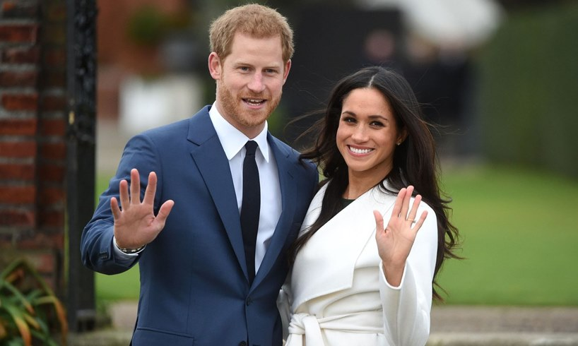 Prince Harry Meghan Markle Countess Of Wessex Sophie Prince Edward's Wife