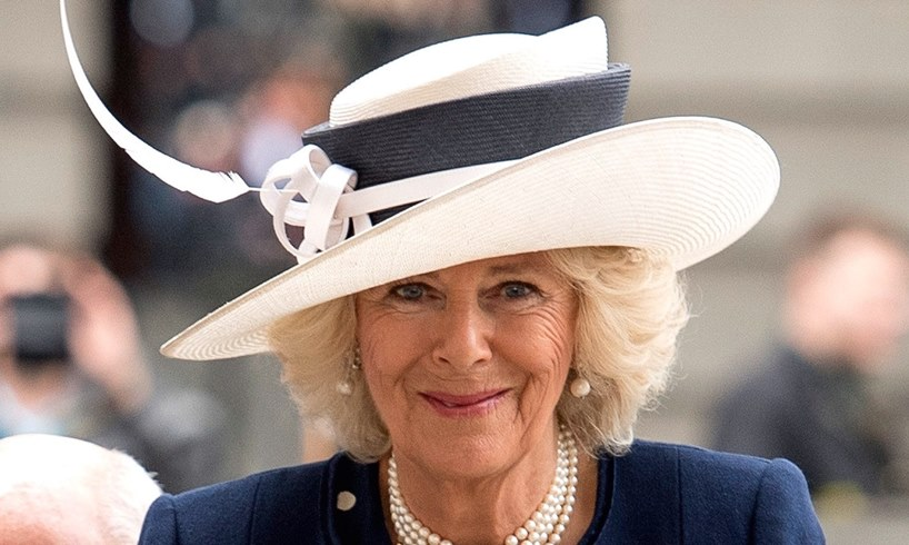 Camilla Parker Bowles Injured Her Back
