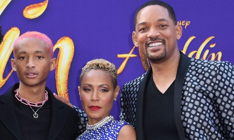 Jaden Jada Pinkett Will Smith -- His Son Drops Last Name
