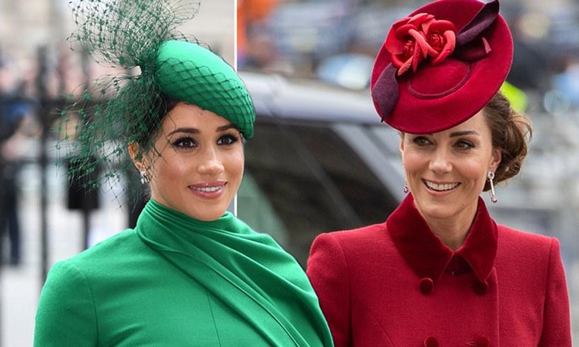 Meghan Markle Kate Middleton Children Archie