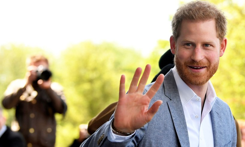 Emotional Prince Harry Explains Why He Had To Give Up His African Dream And Move To California With Wife Meghan Markle