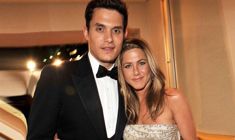 John Mayer Jennifer Aniston Throuple