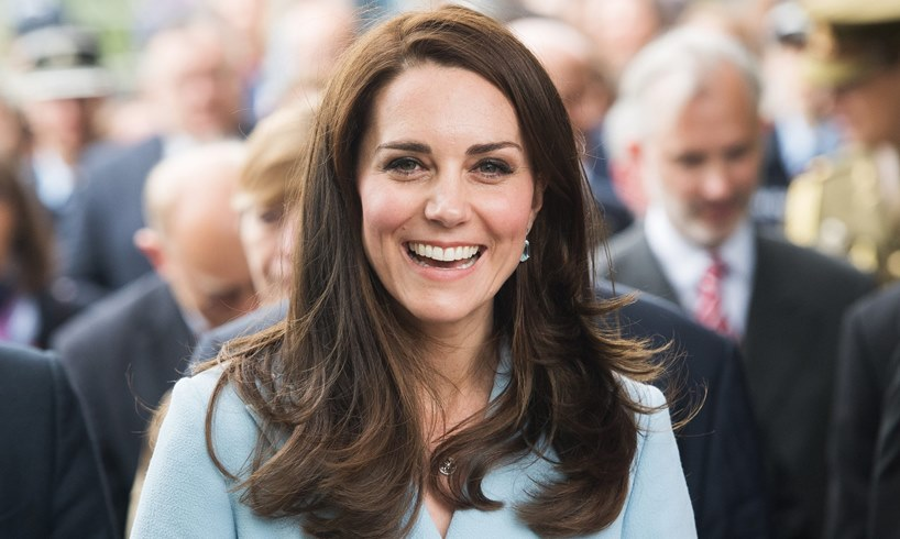 Kate Middleton Prince William New Baby