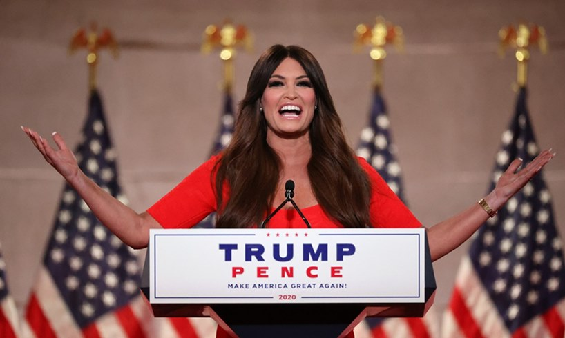Kimberly Guilfoyle Republican National Convention President Donald Trump