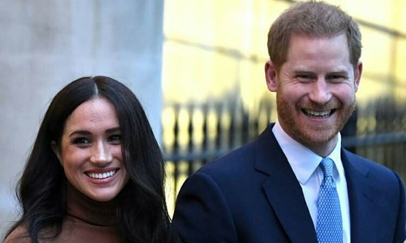 Meghan Markle Prince Harry Baby Number 2