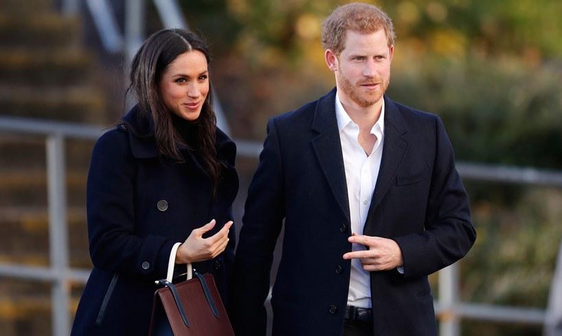 Meghan Markle Prince Harry England Return