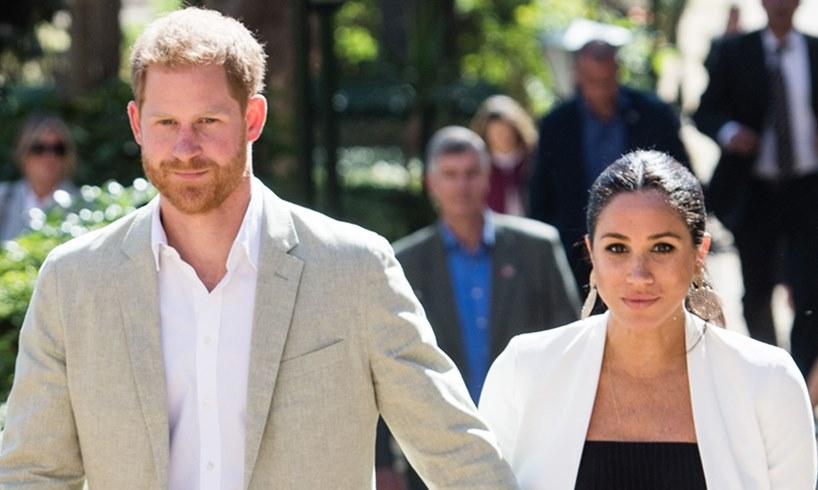Prince Harry Meghan Markle Marriage Angela Levin Royal Expert