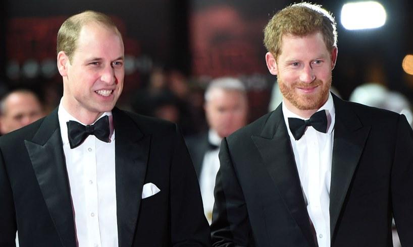 Prince Harry William Queen Elizabeth Peace Plan