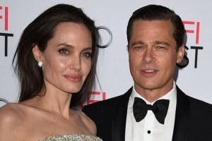 Angelina Jolie Brad Pitt Dating Model Nicole Poturalski