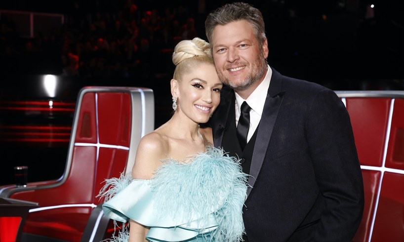 Gwen Stefani Blake Shelton Marriage Talks