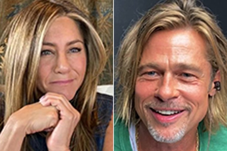 Jennifer Aniston Brad Pitt Charity