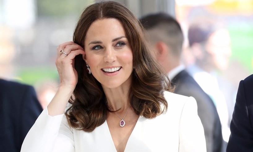 Kate Middleton Tony Hudgell Fundraiser