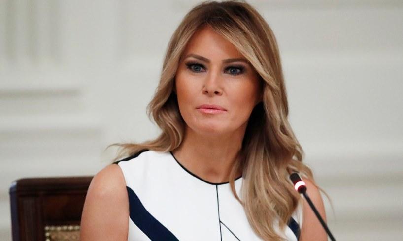 Melania Trump Michelle Obama President Donald Stephanie Winston Wolkoff Book