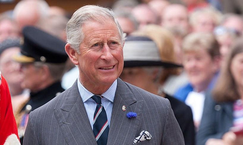 Prince Charles King Queen Elizabeth