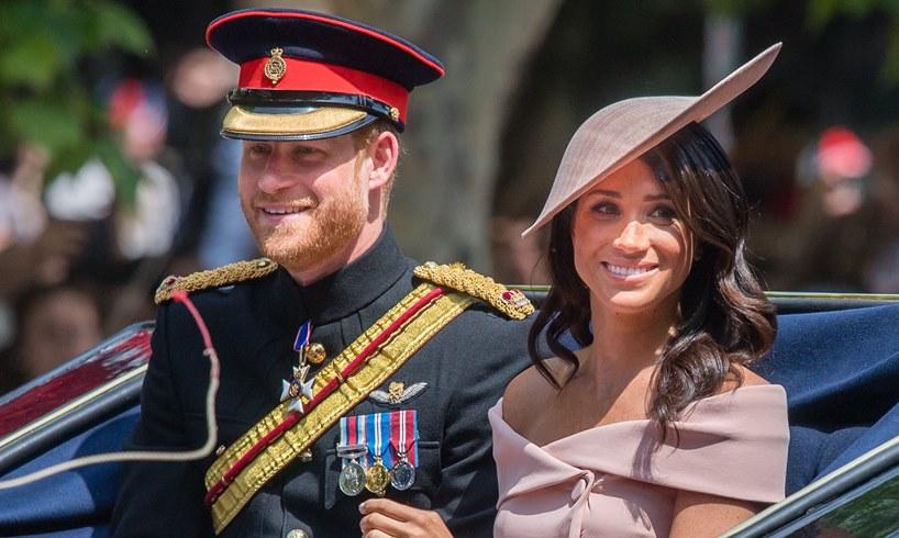 Prince Harry Meghan Markle Christmas Trip UK