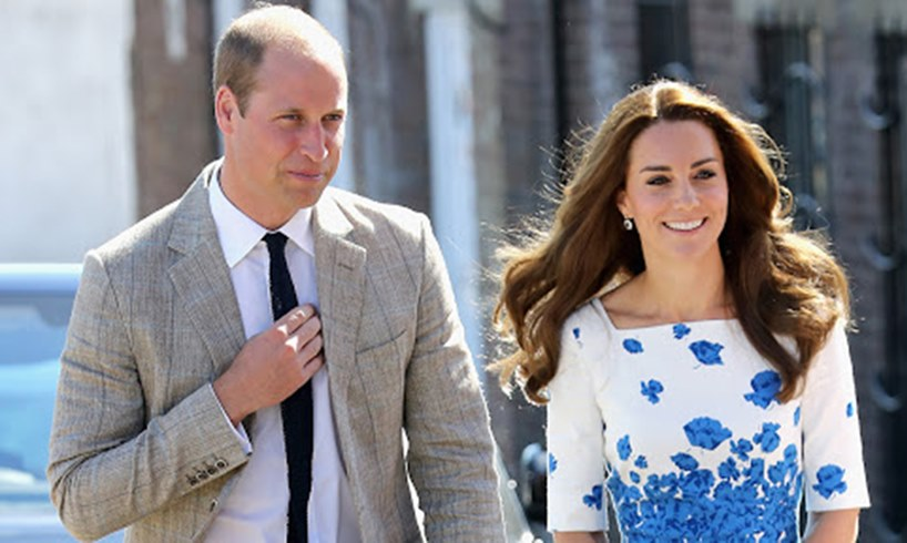 Prince William Kate Middleton Baby Number 4