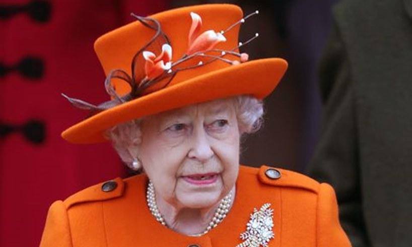 Queen Elizabeth Prince Harry Son Archie Hair