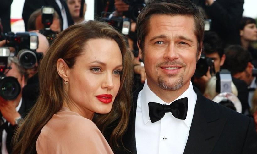 Angelina Jolie Brad Pitt Fleur De Miraval Champagne