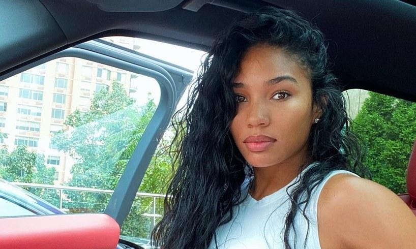 Cuban Link Jamira Haines Pregnant Rumors 50 Cent President Donald Trump Endorsement