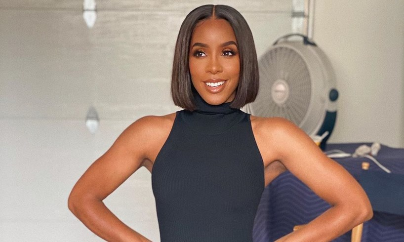 Kelly Rowland Tim Weatherspoon Baby Number Two