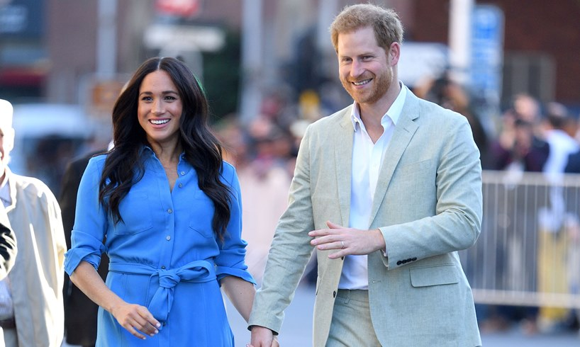 Meghan Markle Prince Harry President Donald Trump Vote Election