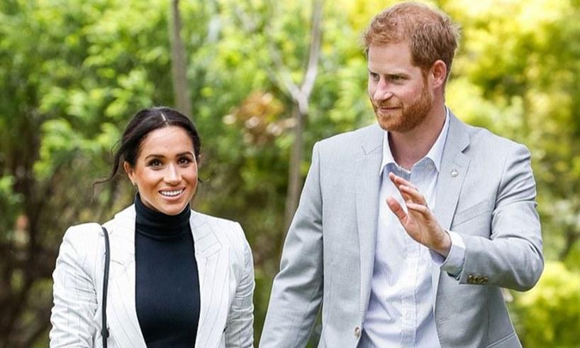 Meghan Markle Prince Harry Queen Elizabeth Prince Philip Meeting England