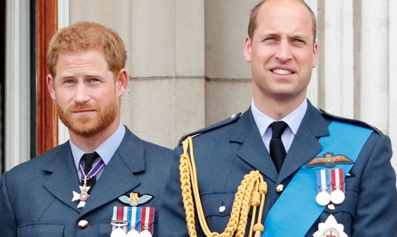 Prince Harry William Meghan Markle Marriage