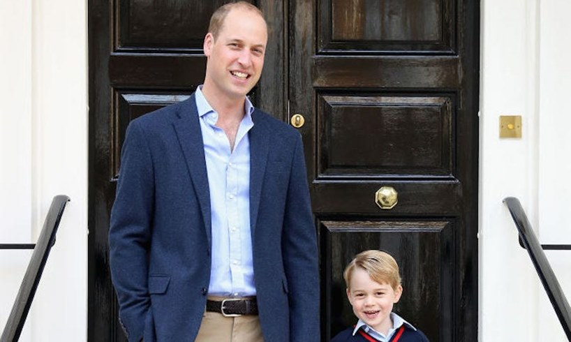 Prince William George Climate Change Environment