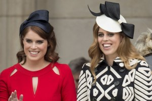 Princess Eugenie Beatrice Charles And Andrew Fight Queen Elizabeth Money