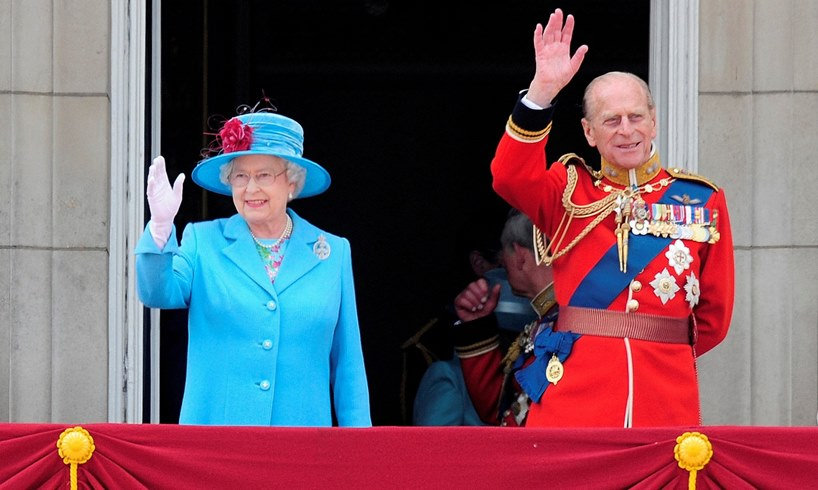 Queen Elizabeth Prince Philip Fights In Marriage