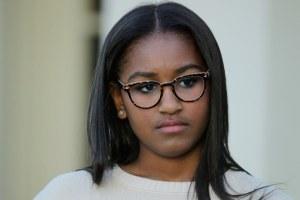 Sasha Obama TikTok Videos Michelle Barack Daughter