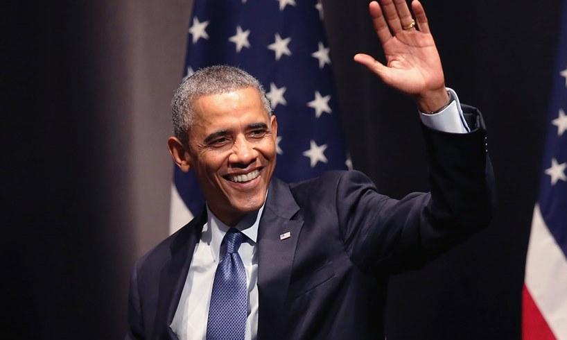 Barack Obama President Donald Trump Sarah Palin Racism