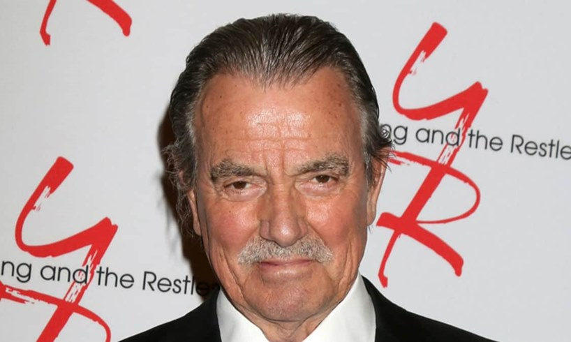 Eric Braeden Victor Newman The Young And The Restless Eileen Davidson Ashley Abbott