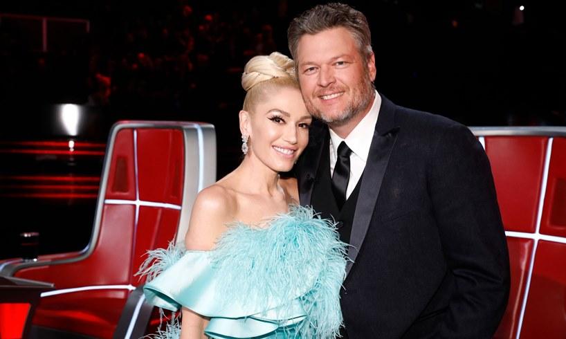 Gwen Stefani Blake Shelton Bill Mayer Marriage For America